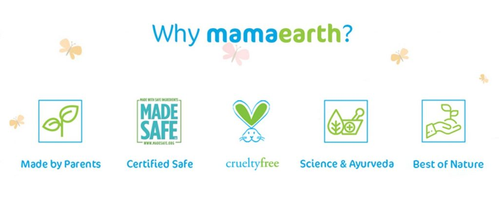 mamaearth-baby products