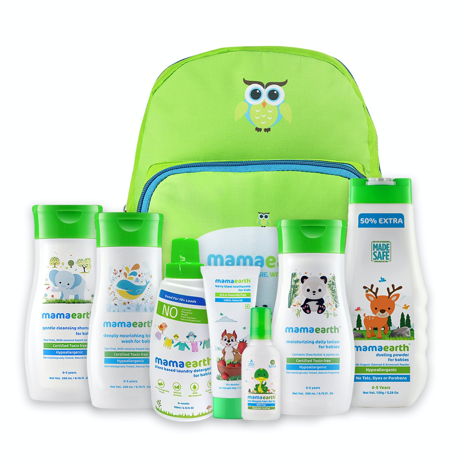 mamaearth baby products