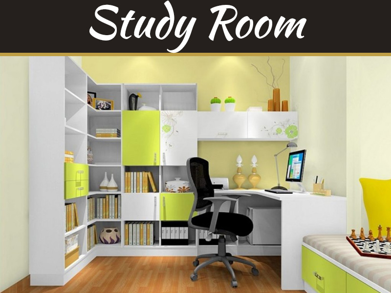 Must Have Items for Study Room